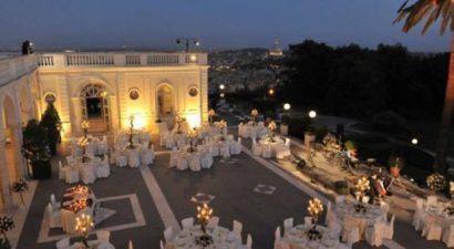 événement inoubliable au-dessus de Rome!