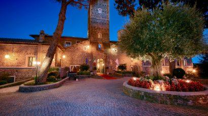 Qui a besoin du château de Windsor quand vous avez ce magnifique château italien?