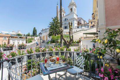 Notre meilleur lieu de mariage / demande en mariage à Rome, la Ville Éternelle!