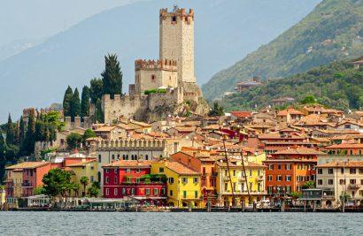 Per il tuo matrimonio sul Lago di Garda, ti suggeriamo questo luogo favoloso !