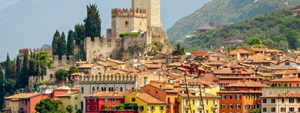 Per il tuo matrimonio  sul Lago di Garda, ti suggeriamo questo luogo favoloso.