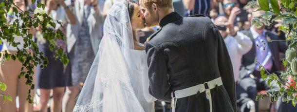 Matrimonio reale: i stupendi vestiti della duchessa Meghan Markle!